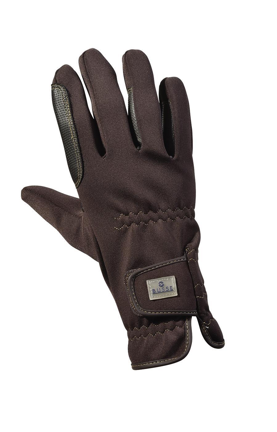 1a61846e85b Teplé zimní rukavice z oblíbeného softshellového materiálu od Busse.